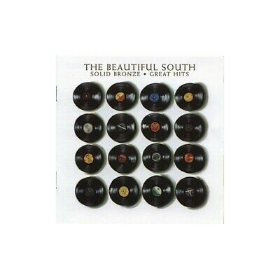 The Beautiful South - Solid Bronze - Great Hits - The Beautiful South CD VIVG