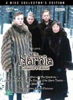 C. S. Lewis - Chronicles Of Narnia - The Complete Collector's Edi... - DVD  Y4VG