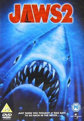Jaws 2 [DVD] - DVD  GXVG The Cheap Fast Free Post