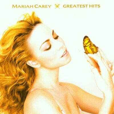 Greatest Hits: Mariah Carey -  CD RUVG The Cheap Fast Free Post The Cheap Fast