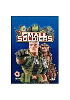 Small Soldiers [DVD] [1998] - DVD  TNVG The Cheap Fast Free Post