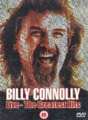 Billy Connolly: Live - The Greatest Hits [DVD] - DVD  5SVG The Cheap Fast Free