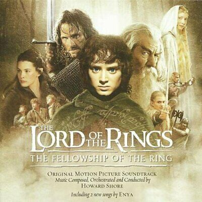 Lord Of The Rings Soundtrack - The Lor... - Lord Of The Rings Soundtrack CD WIVG