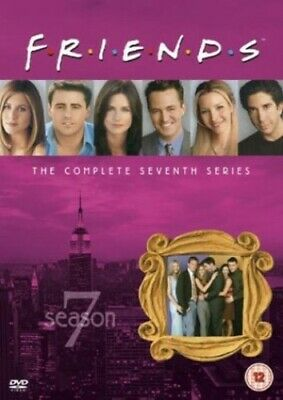 Friends: Complete Season 7 - New Edition [DVD] [1995] - DVD  9UVG The Cheap Fast