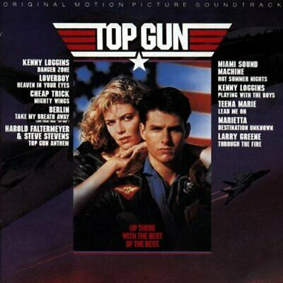 Various Artists - Top Gun - Various Artists CD 5LVG The Cheap Fast Free Post The