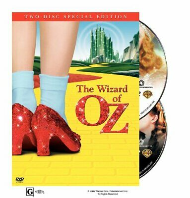 The Wizard of Oz (2 Disc Special Edition) [1939] [DVD] - DVD  IGVG The Cheap