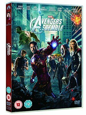 Avengers Assemble [DVD]-(Cover may vary) - DVD  EUVG The Cheap Fast Free Post