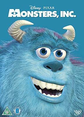 Monsters Inc. [DVD] [2002] - DVD  9CVG The Cheap Fast Free Post