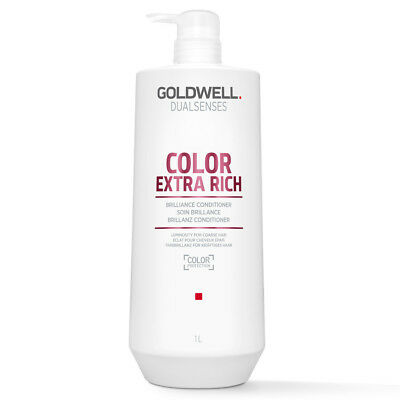 (18,99€/L) Goldwell Dualsenses Color Extra Rich Brilliance Conditioner 1L