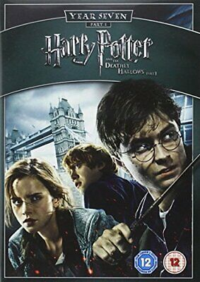 Harry Potter And The  Deathly Hallows Part 1 [DVD] - DVD  KGVG The Cheap Fast
