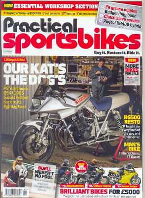 PRACTICAL SPORTSBIKES N.85 (NEW COPY)*Post included to Europe/USA/Canada
