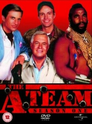 The A-Team: Series 1 [DVD] - DVD  BUVG The Cheap Fast Free Post