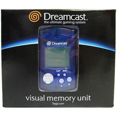 Brand New Original Sega Dreamcast VMU Memory Card