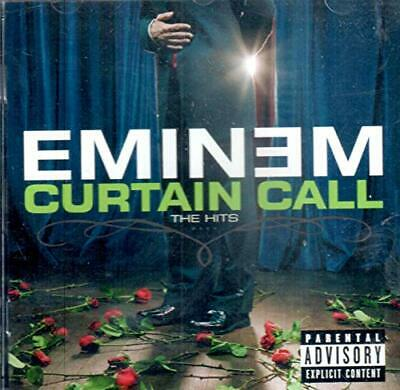 Eminem - Curtain Call - The Hits - Eminem CD 60VG The Cheap Fast Free Post The