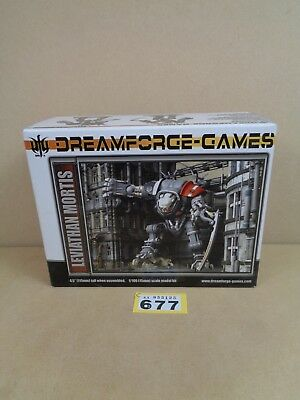 Dreamforge Games Leviathan Mortis Contemptor Space Marines Clearance Lot 677