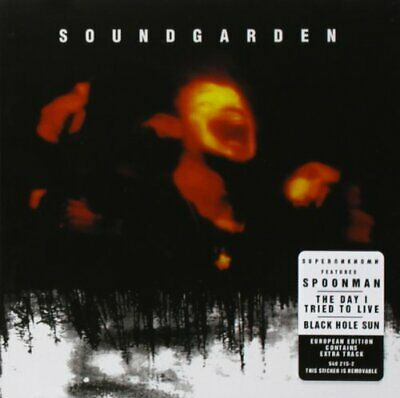 Soundgarden - Superunknown - Soundgarden CD 2QVG The Cheap Fast Free Post The