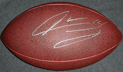 Jarvis Landry Autograph Nfl Miami Dolphins Hand Signed Fs Wilson Football Lsu