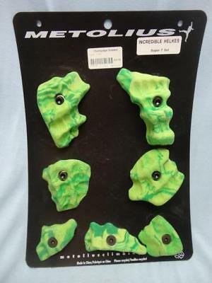 Metolius Incredible Helkes Super 7 Climbing Wall Holds
