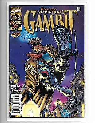 Gambit #25 Double-Sized Final Issue!