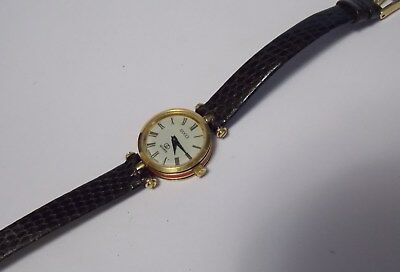 Gucci Ladies Watch With Leather Band