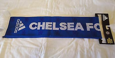 Chelsea Official Licensed Scarf 16/17 New