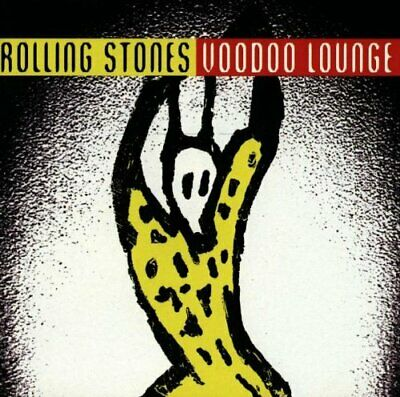 Rolling Stones - Voodoo Lounge - Rolling Stones CD 6LVG The Cheap Fast Free Post