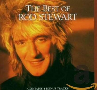 Rod Stewart - The Best Of Rod Stewart - Rod Stewart CD 27VG The Cheap Fast Free