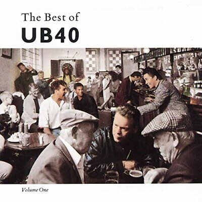 UB40 - The Best of UB40, Vol. 1 - UB40 CD NCVG The Cheap Fast Free Post The