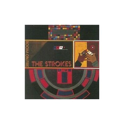 The Strokes - Room On Fire - The Strokes CD 0MVG The Cheap Fast Free Post The