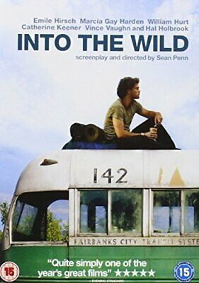 Into the Wild [DVD] [2007] - DVD  J6VG The Cheap Fast Free Post