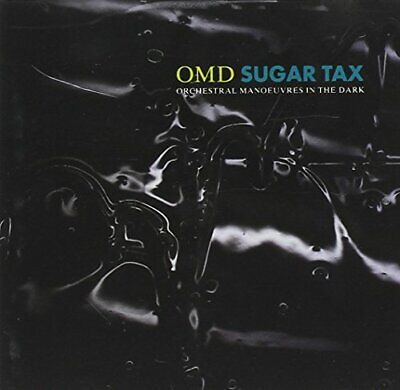 Omd - Sugar Tax - Omd CD 3ZVG The Cheap Fast Free Post The Cheap Fast Free Post