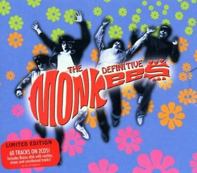 Monkees - The Definitive Monkees - Monkees CD C0VG The Cheap Fast Free Post The