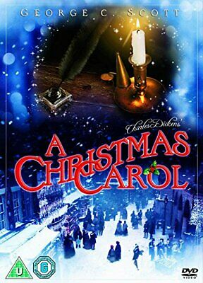 A Christmas Carol [DVD] [1984] - DVD  LZVG The Cheap Fast Free Post