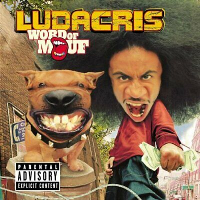 Ludacris - Word Of Mouf - Ludacris CD ELVG The Cheap Fast Free Post The Cheap
