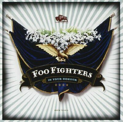 Foo Fighters - In Your Honour - Foo Fighters CD RKVG The Cheap Fast Free Post