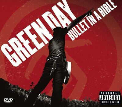 Green Day - Bullet in a Bible [CD + DVD] - Green Day CD 14VG The Cheap Fast Free