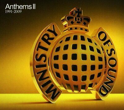 Various Artists - Ministry of Sound Anthems II - Various Artists CD AQVG The The