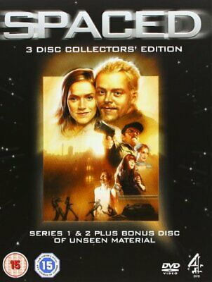Spaced - Definitive Collectors' Edition [DVD] - DVD  6IVG The Cheap Fast Free