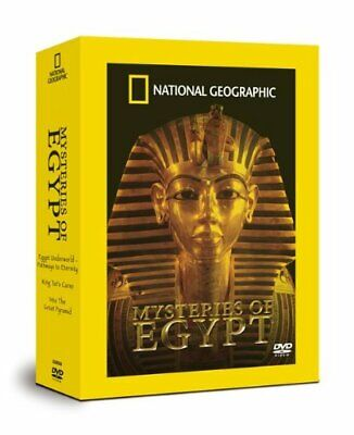 National Geographic - Egypt [DVD] [2009] - DVD  2OVG The Cheap Fast Free Post