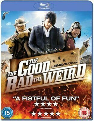 The Good, The Bad, The Weird [Blu-ray] - DVD  8SVG The Cheap Fast Free Post