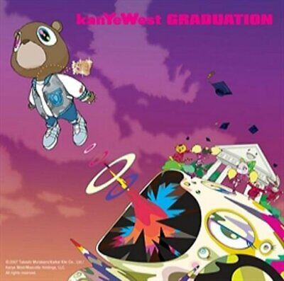 Kanye West - Graduation - Kanye West CD MQVG The Cheap Fast Free Post The Cheap
