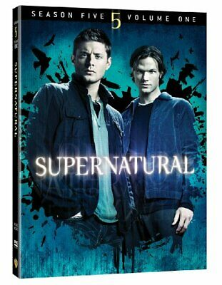 Supernatural - Fifth Season Part 1 [DVD] - DVD  PKVG The Cheap Fast Free Post