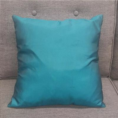 Couch Cushions - Turquoise Shine