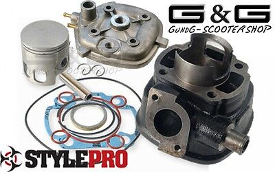 Cylinder STYLEPRO Racing 70ccm for Aprilia Area 51 Sonic Rally Gulliver SR 50 LC