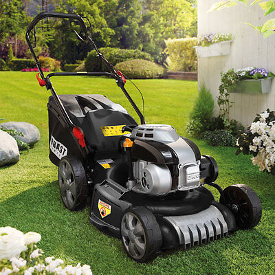Petrol Lawnmower Brast incl. Self Drive GT Transmission 2.5 KW (3,4ps)