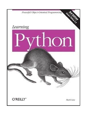 Learning Python by Mark Lutz Paperback Book The Cheap Fast Free Post