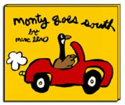 Monty Goes South by Marc Tetro Book The Cheap Fast Free Post