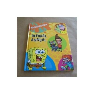 Nickelodeon Official Annual 2005 Hardback Book The Cheap Fast Free Post