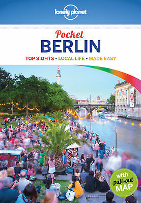 Lonely Planet Pocket Berlin 5 Travel Guide BRAND NEW 9781786572332