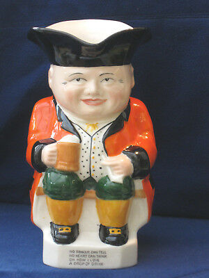 Goss China 160mm Toby Jug